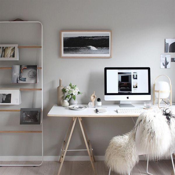 Как оформить женский кабинет дома