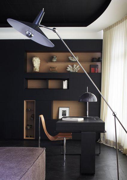 Как выбрать светильник в кабинет