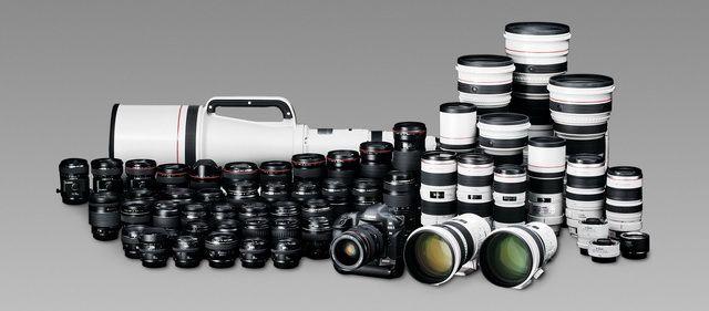 Выбор фотообъектива