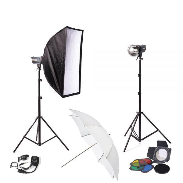 Средства дополнительного освещения при фотосъемке интерьера
