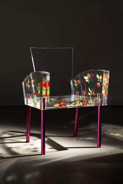 Кресло Miss Blanche