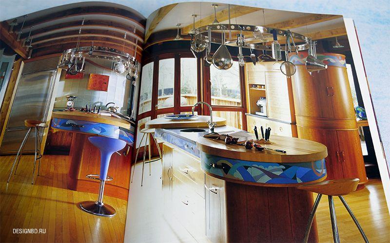 Книга Джонни Грея «Дизайн кухни. Современные интерьеры»