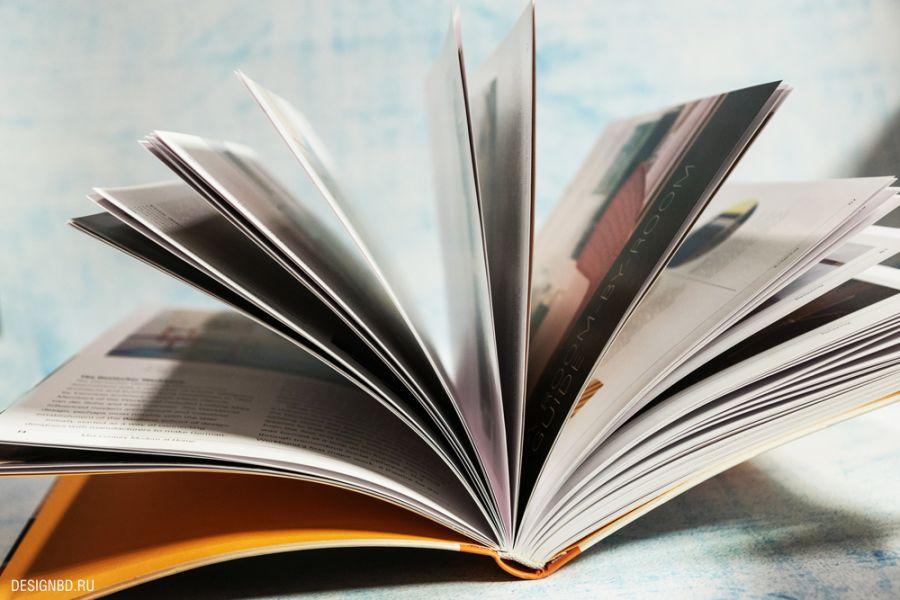 Идеи оформление интерьера - книги
