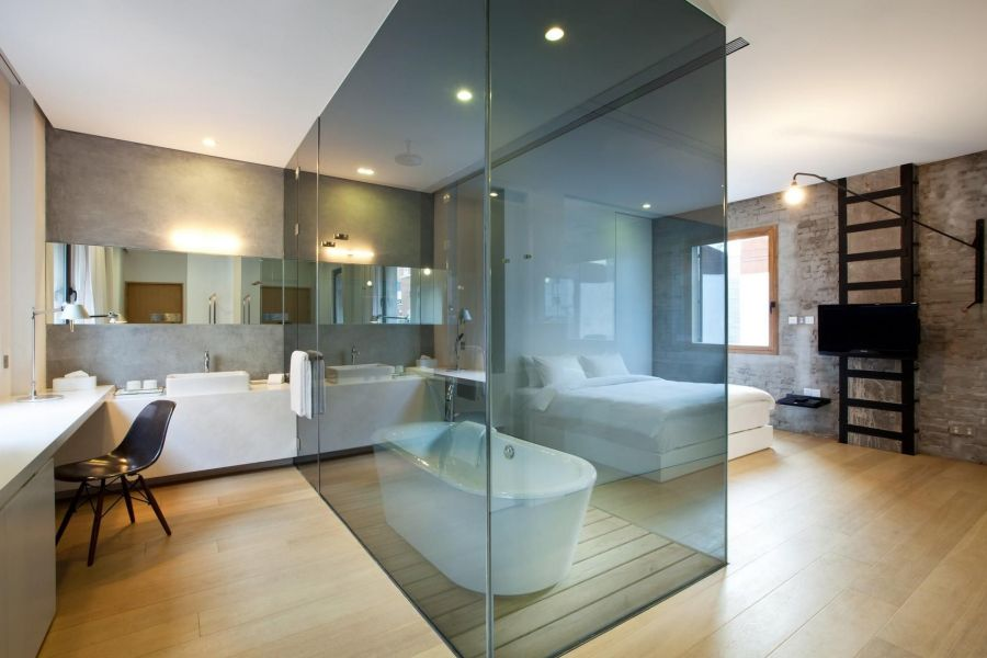 Какая ванная комната в моде