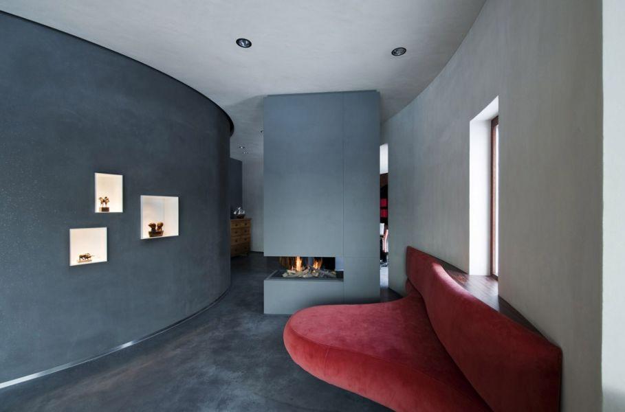Дизайн гостиной, Вилла Сальвадора Дали