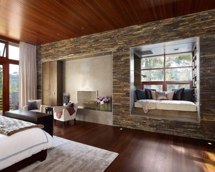 Дизайн интерьера спальни постмодерн