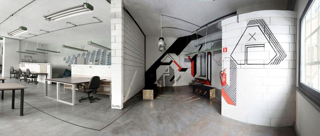 Декор интерьера в стиле конструктивизм