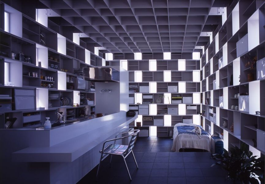 Дизайн интерьера кухни, BKK Architects