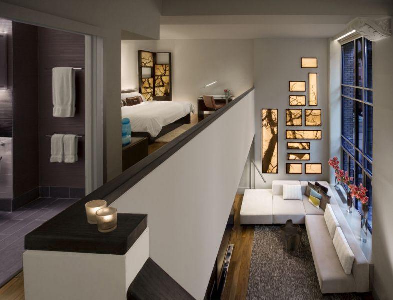 Дизайн интерьера в нью-йоркском стиле