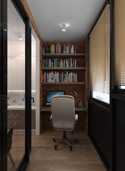 Комфортное освещение рабочей зоны