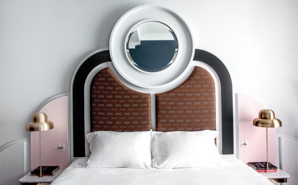 Дизайн-проект отеля, CHZON