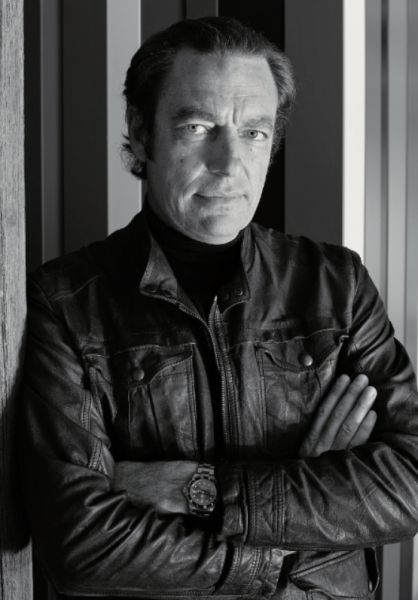 Thierry Lemaire, архитектор