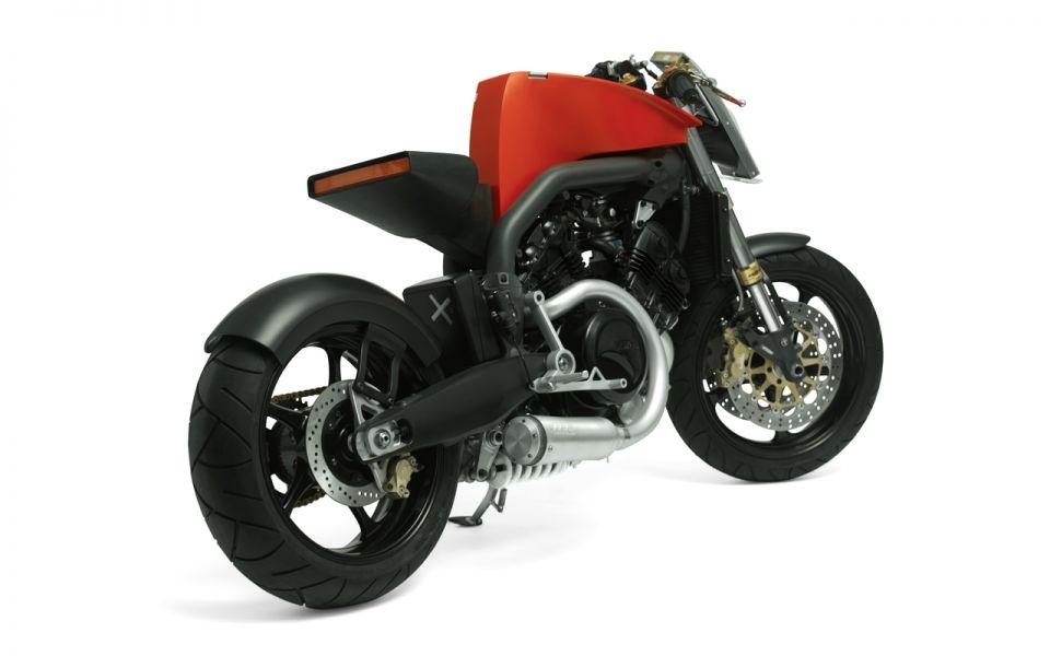 Мотоцикл Super Naked