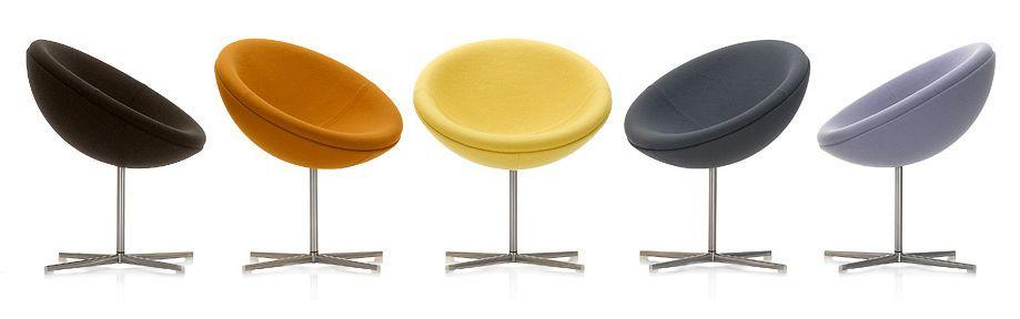 Проекты мебели Вернера Пантона