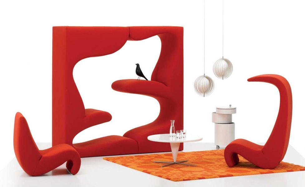Датский дизайн 60-х
