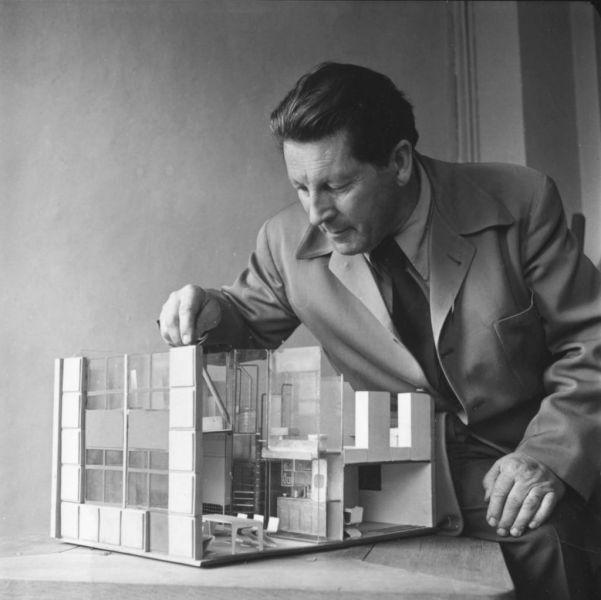 Геррит Ритвельд - биография архитектора