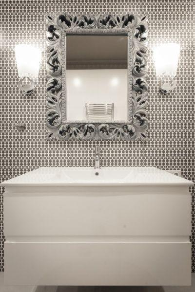 Где установить розетки в ванной