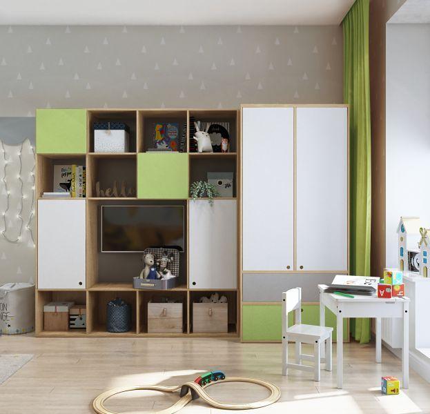 Организация пространства для малыша