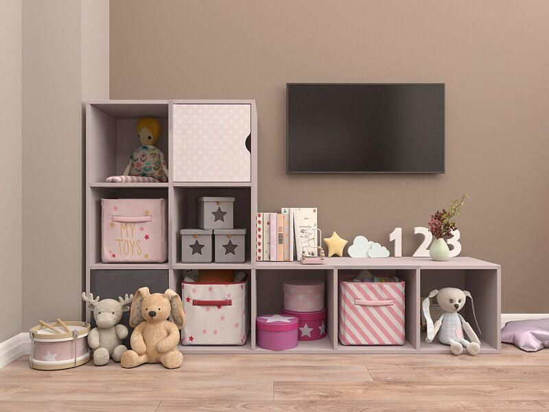 Функциональная мебель для детской