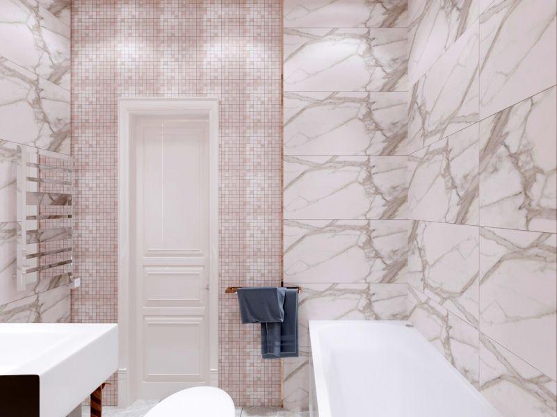 Отделка ваннй комнаты