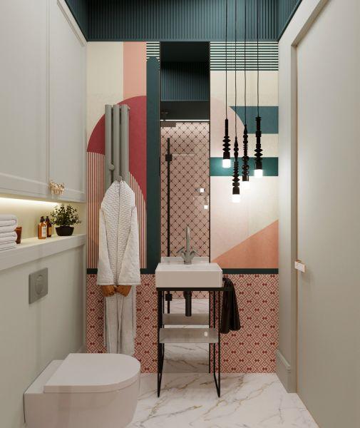 Подбор цвета в маленькую квартиры