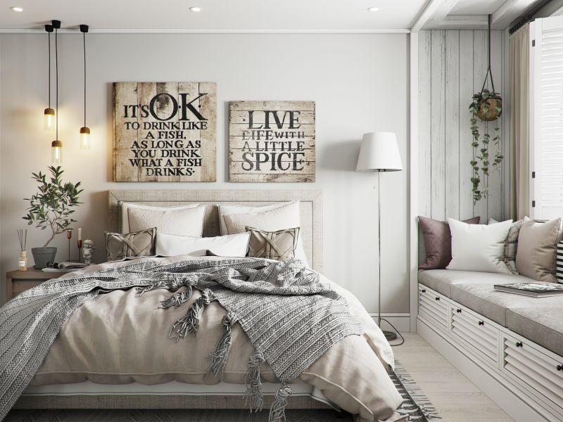 Дизайн-проект маленькой квартиры - фотогалерея