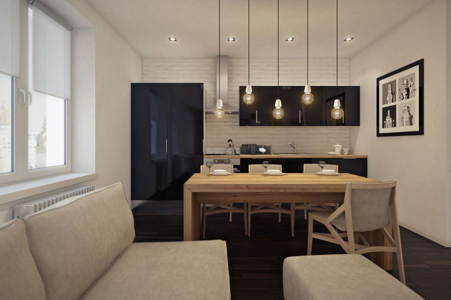 Северный стиль для дизайна интерьера