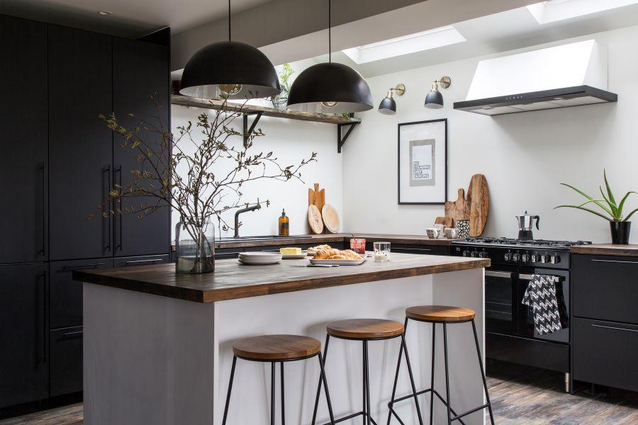 Как спроектировать освещение в гостиной с кухней
