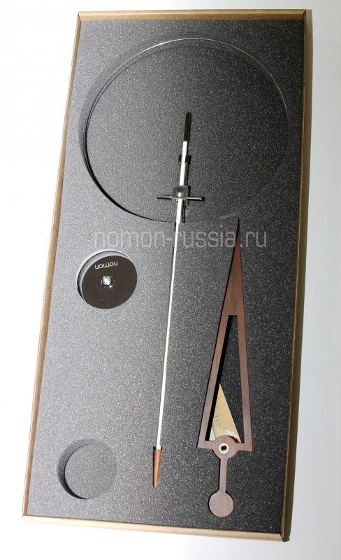 Настенные часы Cris CRN000BN. Фото №3