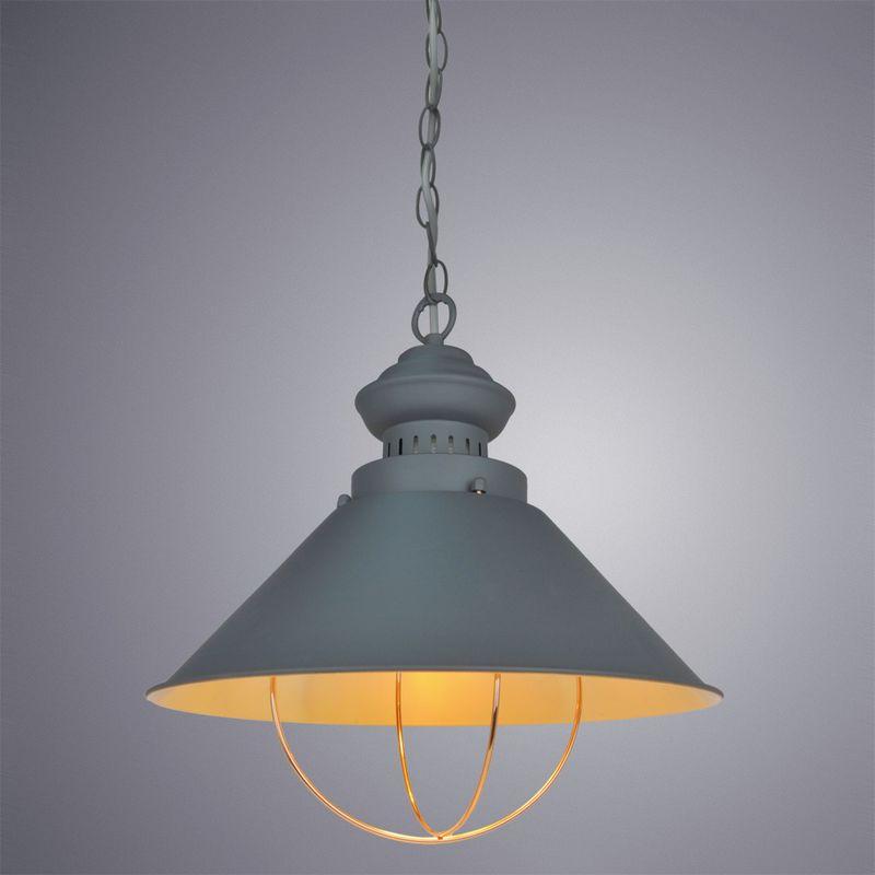 Светильник подвесной Arte Lamp Warhol A3129SP-1GY