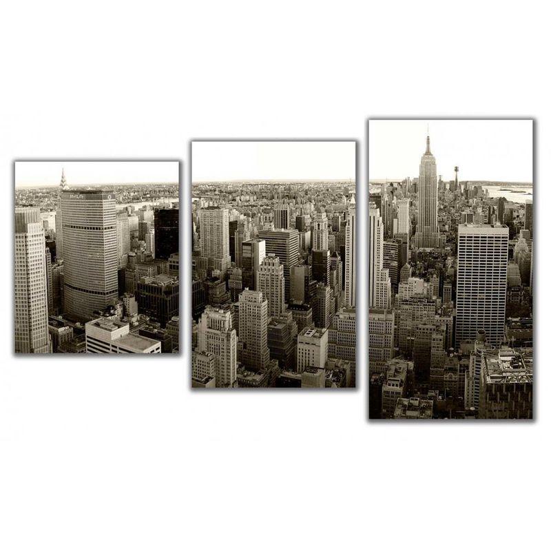 Модульная картина на холсте Города XT-006