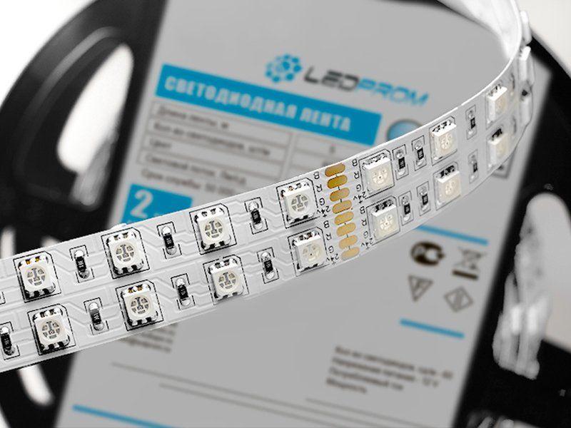 Светодиодная лента LP IP22 5050/120 LED 5 м 4601010423016