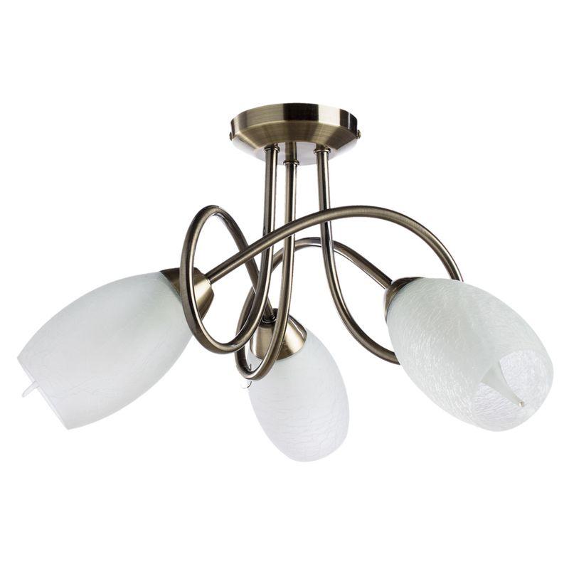 Люстра потолочная Arte Lamp Mutti A8616PL-3AB