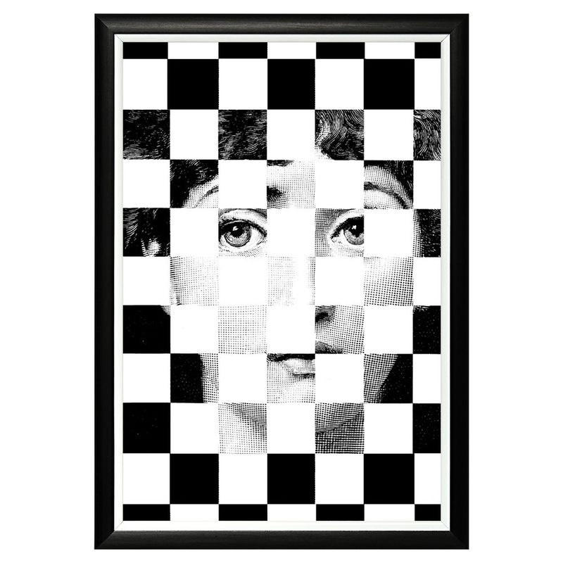 Арт-постер Mona Lina 43