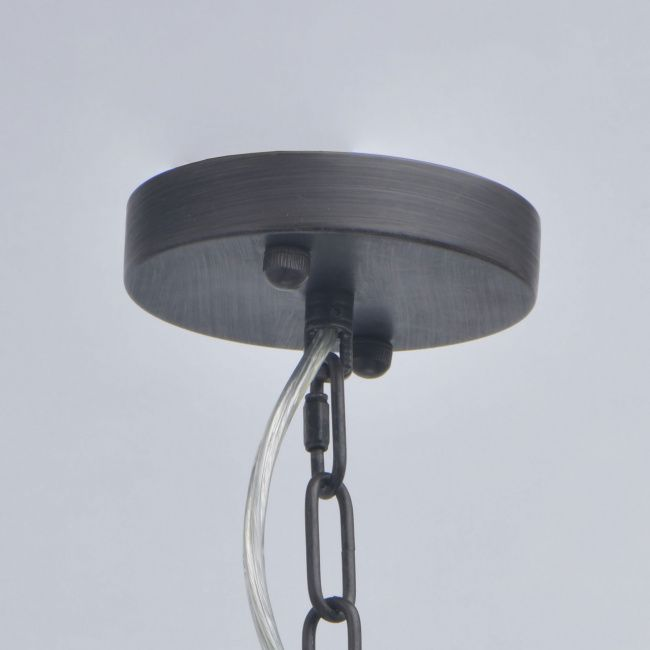 Подвесная люстра MW-Light Замок 249018605. Фото №2