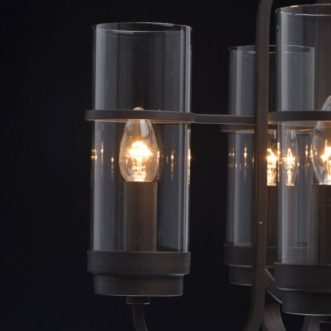 Подвесная люстра MW-Light Замок 249018605. Фото №5