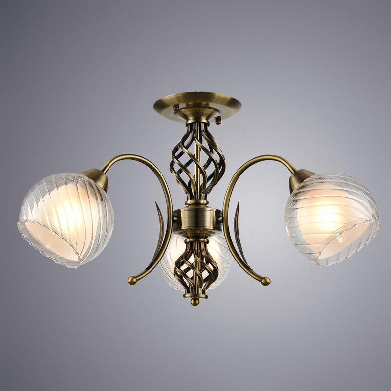Люстра потолочная Arte Lamp Dolcemente A1607PL-3AB