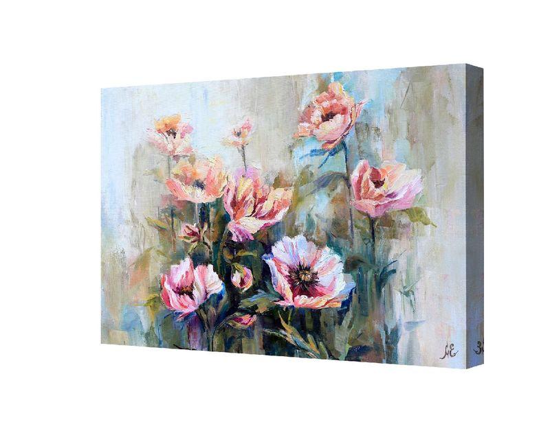 Холст Цветы TL-H3051