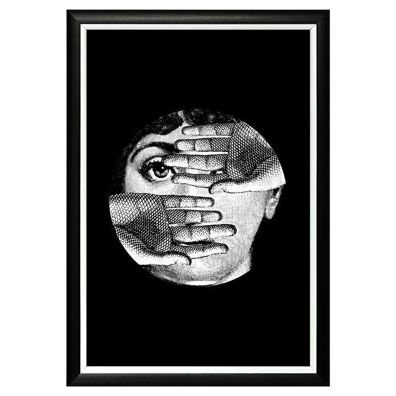 Арт-постер Mona Lina 44