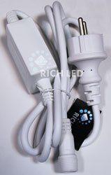 Блок питания для изделий Rich LED с мерцанием RL-220AC/DC-4AF-W