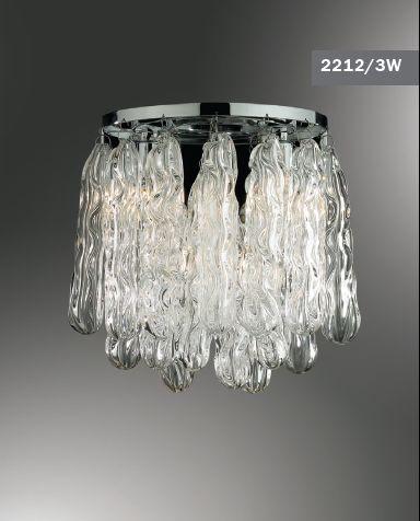 Светильник настенный Odeon Light Komo 2212/3W