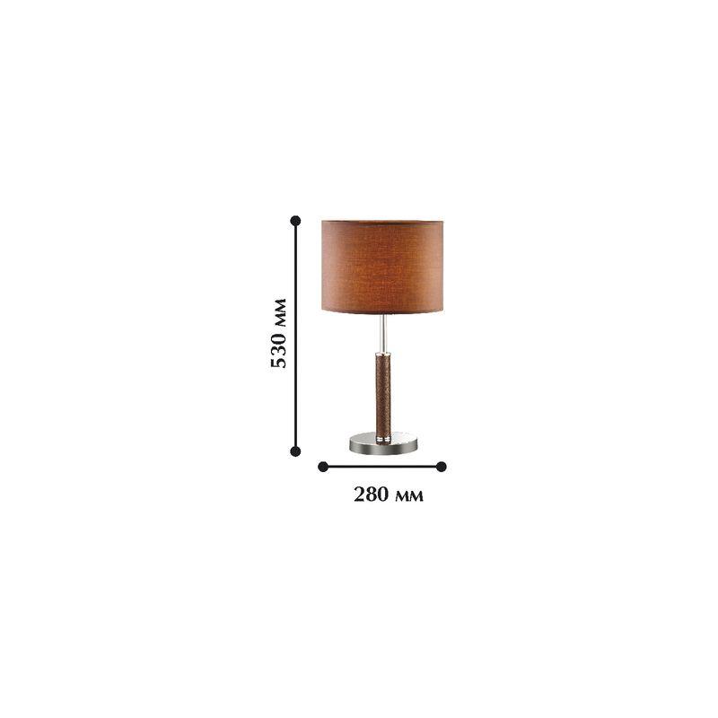 Торшер и две настольные лампы Super-set 1427-SET. Фото №2