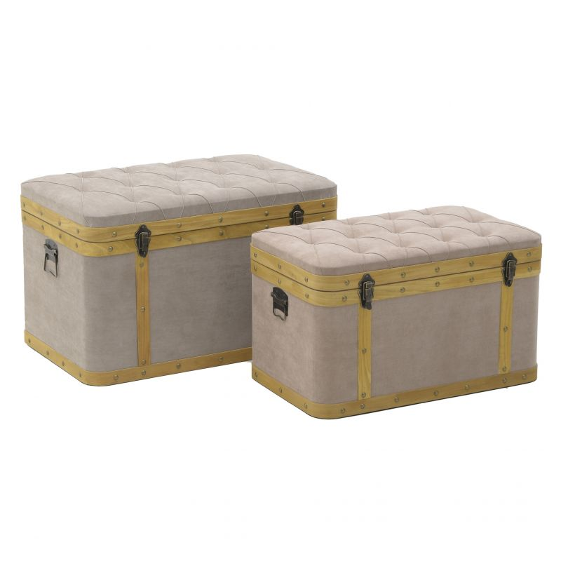 Банкетка-бокс, набор 2 шт To4rooms Montesilvano 1116019