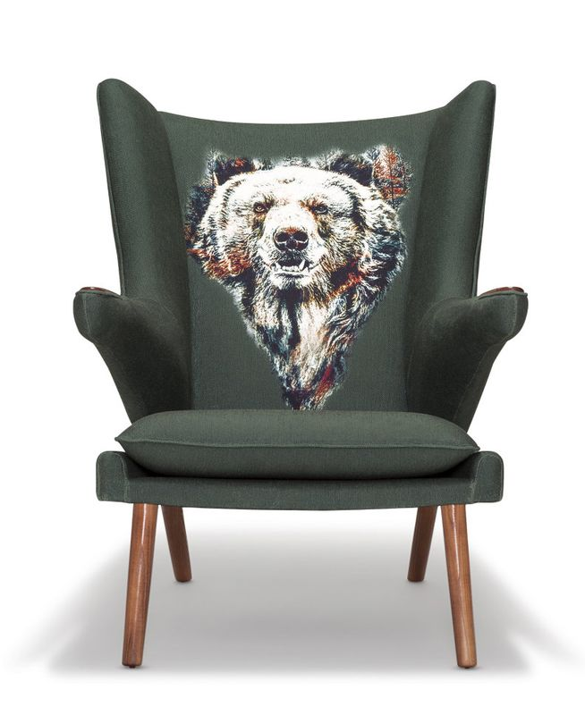 Кресло Papa Bear Bear Bear RP-1-PAP