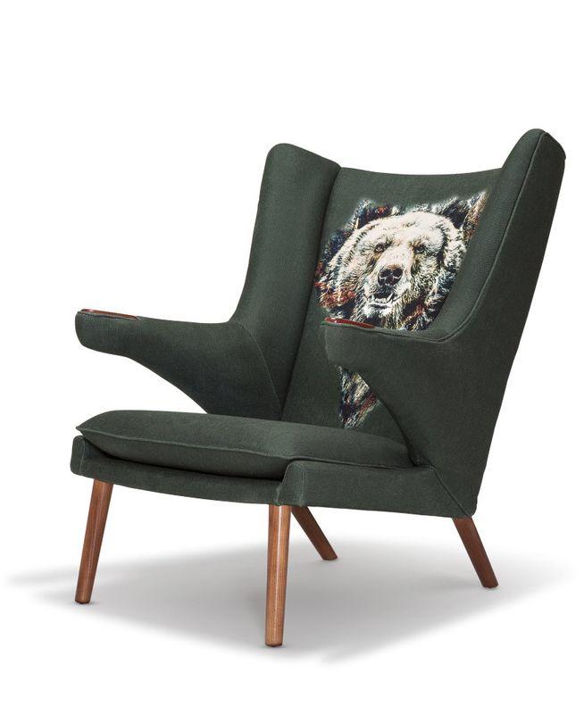 Кресло Papa Bear Bear Bear RP-1-PAP. Фото №1