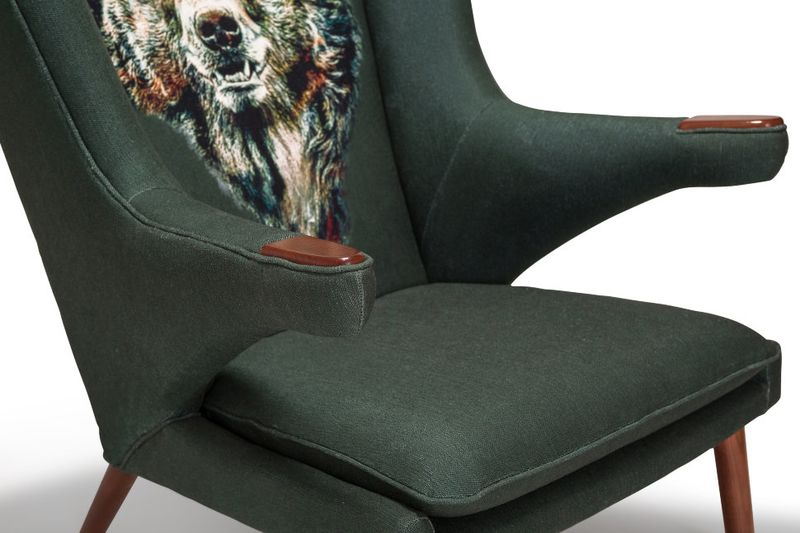 Кресло Papa Bear Bear Bear RP-1-PAP. Фото №4