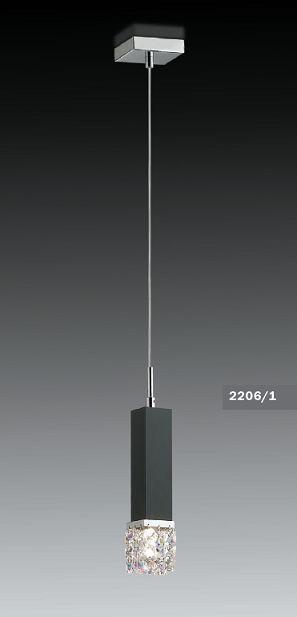 Светильник подвесной Odeon Light Allen 2206/1