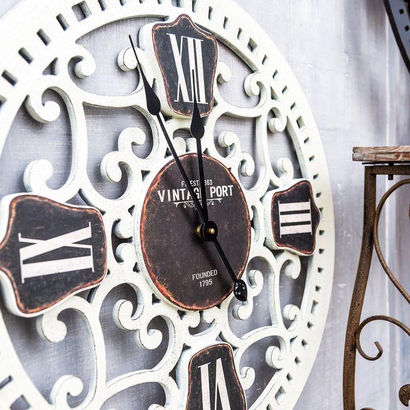 Настенные часы Гамильтон 5378. Фото №1