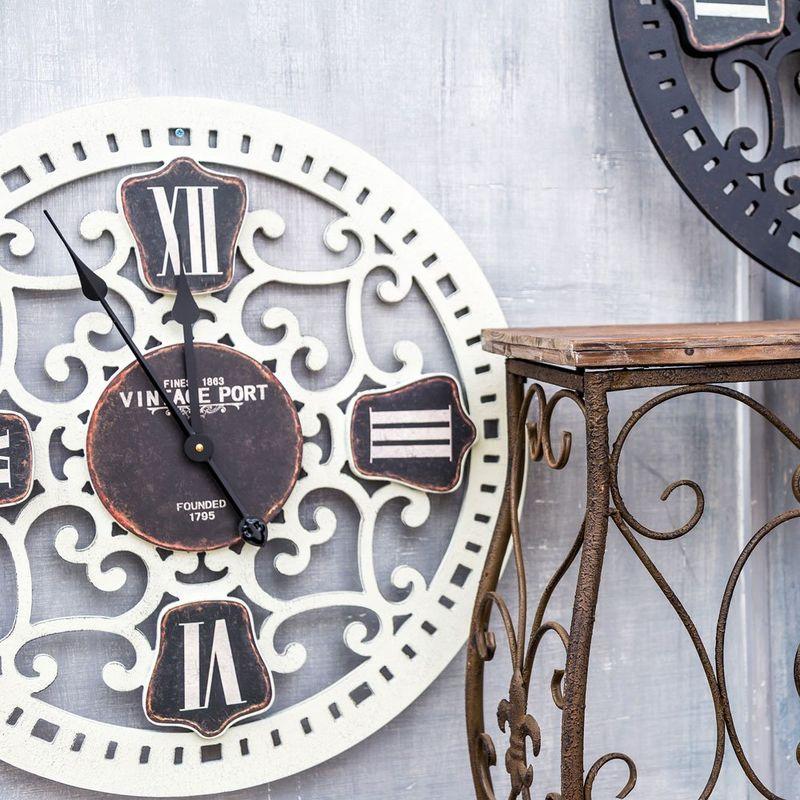 Настенные часы Гамильтон 5378. Фото №3
