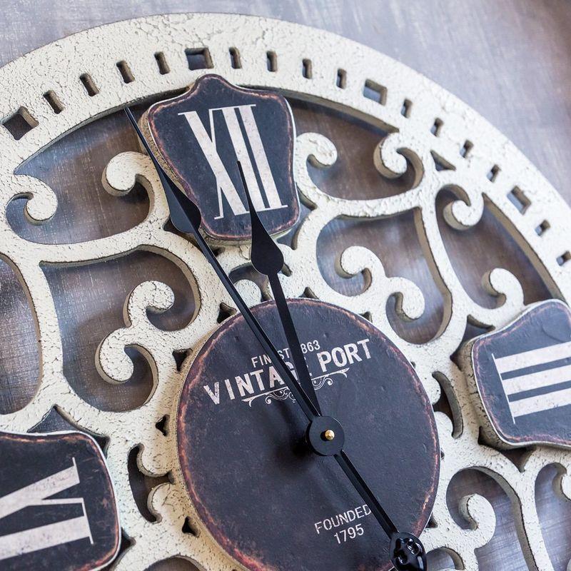 Настенные часы Гамильтон 5378. Фото №5